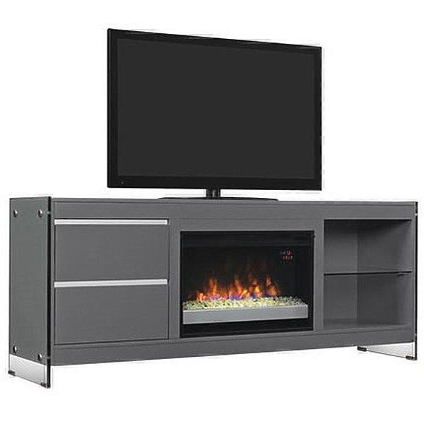 Подставка под телевизор Bello 26MM6501-F965 BISCAYNE (с электрокамином) #4 в «HiFiRussia»