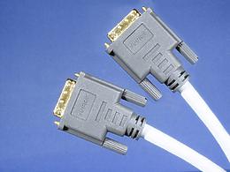 Supra DVI-DVI Cable 1m