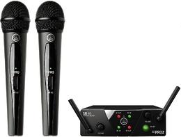 AKG WMS40 Mini2 Vocal Set BD US45A/C