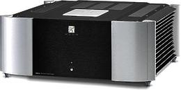 Sim Audio MOON 860A RS 2 TONE (black/silver)  Power Amplifier