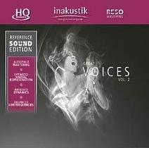 In-Akustik CD Great Voices Vol. II