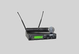 Shure ULXD24DE/SM58 K51 606-670 MHz