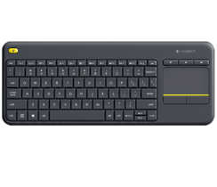 Logitech Keyboard K400 Wireless Touch Plus RTL USB