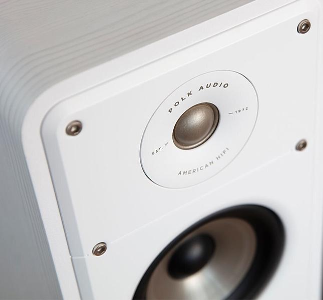 Напольная акустика Polk Audio Signature S50e White #2 в «HiFiRussia»