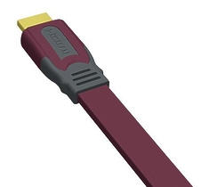 Real Cable HD-E-FLAT 1m