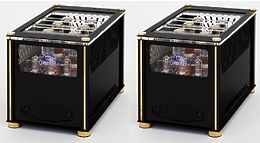 AUDIO VALVE Challenger 150 black/gold в Москве