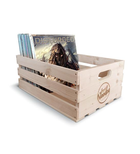 Ящик для виниловых пластинок Vinyl Voodoo #1 в «HiFiRussia»