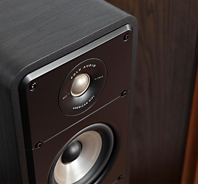 Напольная акустика Polk Audio Signature S50e Black #3 в «HiFiRussia»