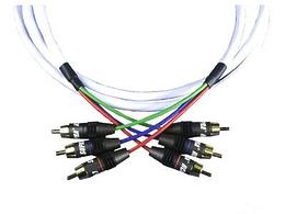 Supra 3RCA - 3RCA Cable 1m