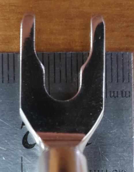 NorStone JURA SPADE CONNECTOR X4 (лопатки - 4 шт.) разъемы для акустического кабеля #3 в «HiFiRussia»