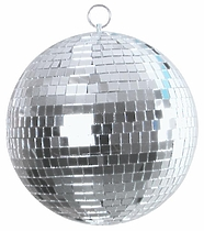 Eurolite Mirror Ball 20 cm SET