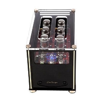 AUDIO VALVE Challenger 180 black/gold в Москве