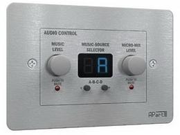 APart ZONE4R Панель дистанционного управления четырех-зонным предусилителем ZONE4. сигнала.