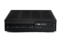 VTL TP-6.5 Signature Phono Preamplifier Black with MC/Step UP