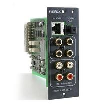 Revox M51 cd/dvd module MKIV RCA