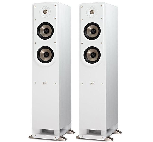 Напольная акустика Polk Audio Signature S50e White в «HiFiRussia»
