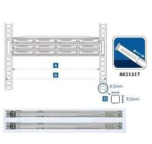 Synology RKS1317 1U-2U Slide Rail Kits