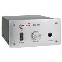 Dynavox CSM-112 silver