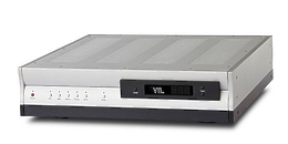 VTL TP-6.5 Signature Phono Preamplifier Silver/ Black with MC/Step UP