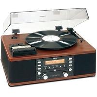 Teac LP-R500 woodgrain