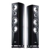 Canton Vento 890.2 DC black high gloss (пара)