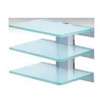 Antall install-07/3 матовое серебро/матовое стекло