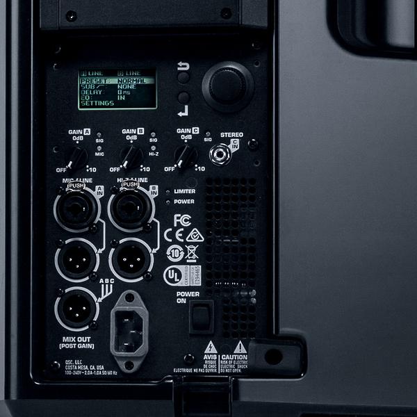 Активная акустическая система QSC K12.2 #2 в «HiFiRussia»