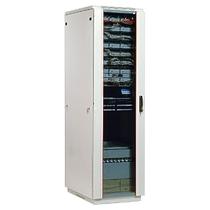 ЦМО ШТК-М-33.6.6-1ААА (напольный 33U (600x600), дверь стекло)