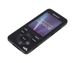 Sony NWZ-E584 черный
