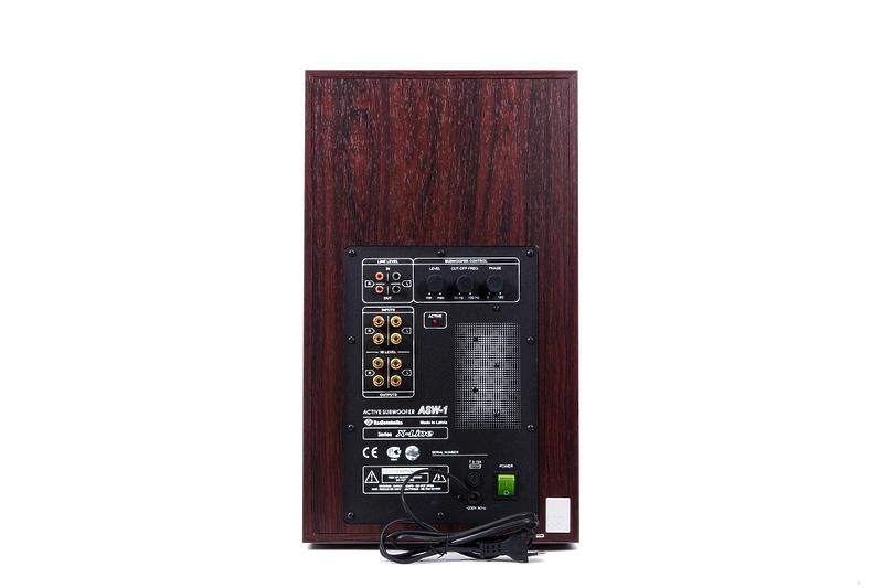 Radiotehnika X-Line ASW-1 rosewood #2 в «HiFiRussia»