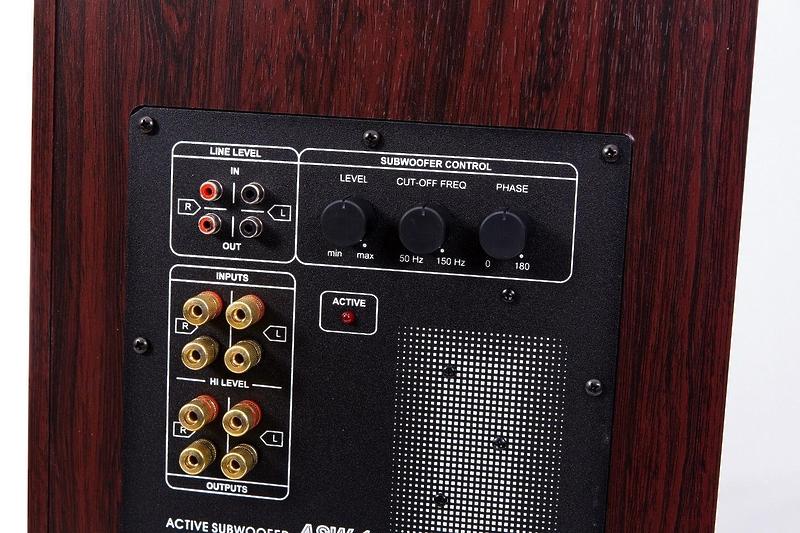 Radiotehnika X-Line ASW-1 rosewood #3 в «HiFiRussia»