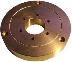 Michell Engineering Armplate Rega bronze