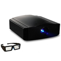 Dream Vision INTI 3 Black + очки в комплекте