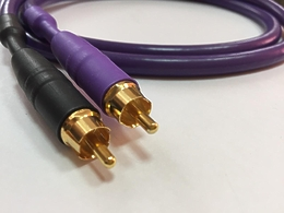 Soundstory Sputnik Interconnect Cable 2RCA-2RCA 0.75м