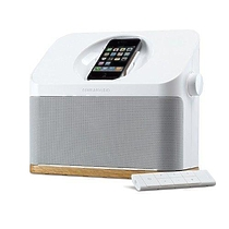 Q-Acoustics Conran Audio white