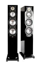 ELAC FS 249.3 high gloss black