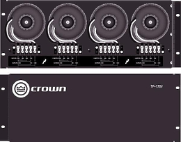 Crown TP-170V встраиваемая панель трансформаторов