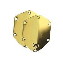V-moda Сменные накладки для наушников V-Moda XS / M-80 On-Ear Metal Shield Kit Gold