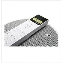 "Eissound Kbsound iSELECT 2,5"" white (50302) + Bluetooth (52593)"