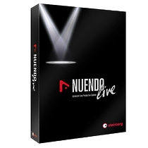 Steinberg Nuendo Live Retail в Перми