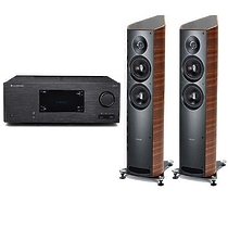 (Cambridge + Sonus Faber)