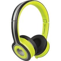 Monster iSport Freedom Wireless Bluetooth On-Ear Green #128939-00