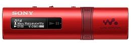 Sony NWZ-B183F красный