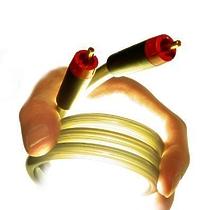 Slinkylinks R1100 1.00m RCA Interconnect