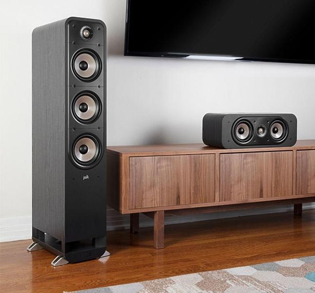 Напольная акустика Polk Audio Signature S60Е Black #1 в «HiFiRussia»