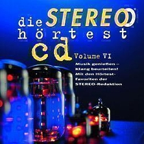 In-Akustik CD Die Stereo Hortest CD Vol. VI
