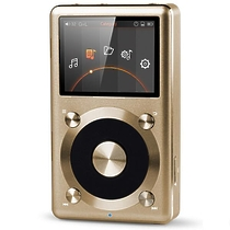 FiiO X3 II gold limited edition