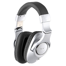 ADL H 128 Black  closed-back circumaural headphone