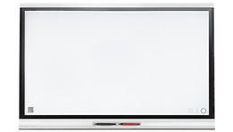 Smart Board Интерактивная панель с функционалом маркерной доски и удаленным взаимодействием SMART kapp iQ 65 в Москве