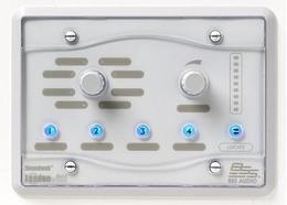 BSS BLU8-V2-WHT программируемая настенная панель управления